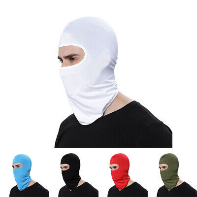 Outdoor Full Face Mask Outdoor Ski Motorcycle Cycling Neck Summer Sun Protect
