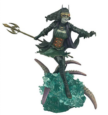 Dc Gallery Metal Drowned Pvc Figure Acc New