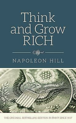 NEW - Think and Grow Rich by Hill, Napoleon