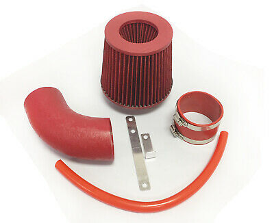 RED FILTER RED 2006-2009 CHEVY MONTE CARLO IMPALA 5.3 5.3L V8 AIR INTAKE KIT