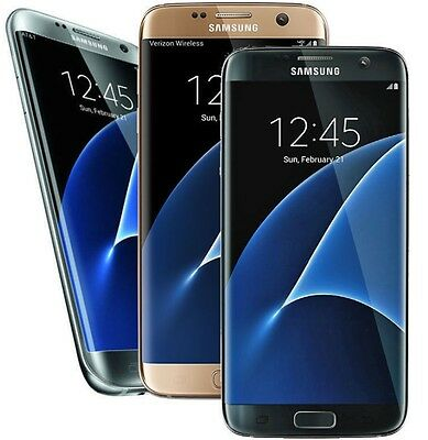 samsung Galaxy S7 Edge G935V Verizon Unlocked AT&T T-Mobile GSM Smartphone crack