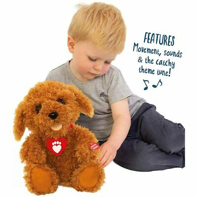 Waffle the Wonder Dog Interactive Soft Toy - Everybody's Best Friend 3403