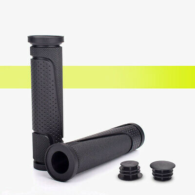 Hand Grip End Handlebar Rubber MTB Bicycle Bike Practical Kit Hot Attachment