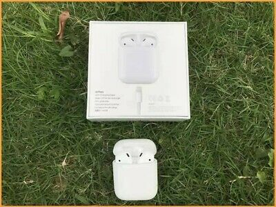 NEW Sealed Wireless Earbuds With Charging Case Compatible With Apple, Airpods.