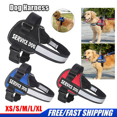 Acce® Power Harness Strong Adjustable & Reflective Dog Puppy Harnesses Service