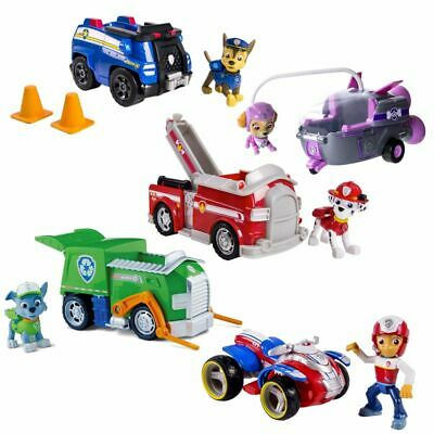 Selection of vehicles | With moving Game Figures | Paw Patrol