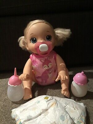 Used Baby Alive Baby Go Bye-bye Great Condition *NOT WORKING*