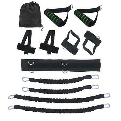 Sports Fitness Resistance Bands Set Bouncing Strength Training Equipment Kit