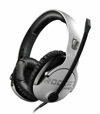 Roccat Khan Pro Competitive Gaming Over-Ear Headset Kopfhörer Esport für PC PS4