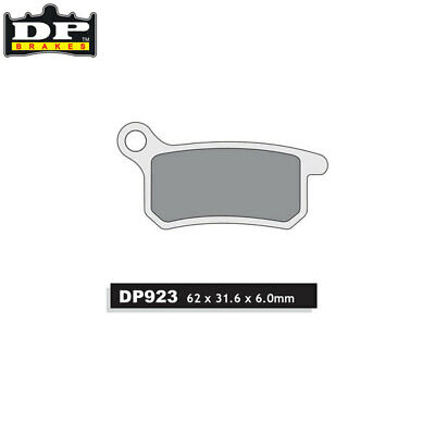 DP Sintered Off-Road/ATV Front Brake Pads DP923 Husqvarna SM 50 2011-2016