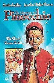 The Adventures Of Pinocchio    Dvd  Brand new and sealed