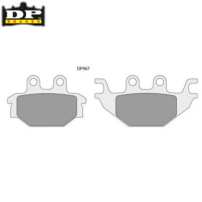 DP Sintered Off-Road/ATV Front Brake Pads DP967 Bombardier DS 250 2006