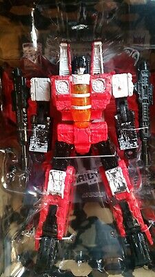 Transformers Generations Selects Siege Voyager Class Decepticon Red Wing