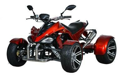 Spy F3-250 New RED/BLACK/WHITE 2019 Euro 4, Road legal quad bikes Brand new