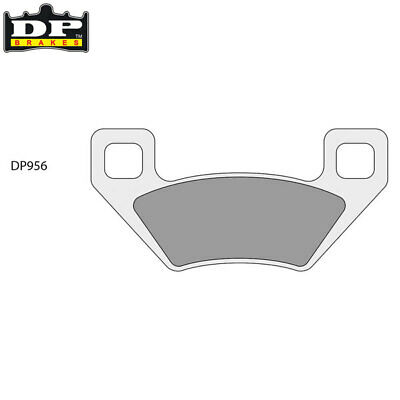 DP Sintered Off-Road/ATV Rear Brake Pads DP956 Polaris Hawkeye 300 2006