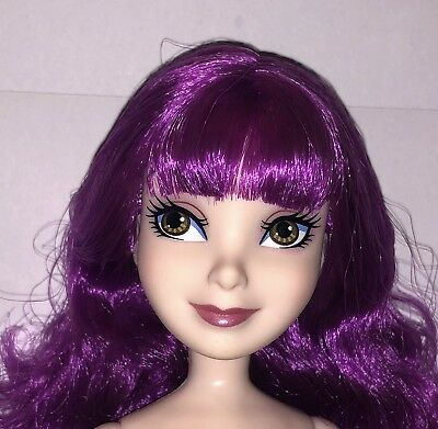 Disney Descendants 2 Royal Cotillion Couple Mal ONLY Nude Jointed Doll NEW Isle