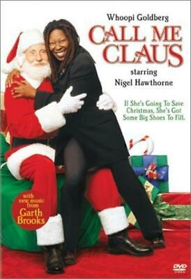 Call Me Claus (DVD, 2001) NEW