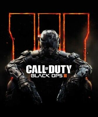 Call of Duty: Black Ops 3 PC [Steam Key] NO Disc .
