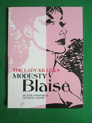 The Lady Killers - Modesty Blaise - Peter O'donnell & Colvin - 2009 Titan