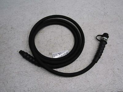 Enerpac 3/8 in NPT x 10 ft L Hight Pressure Hydraulic Hose HC9310