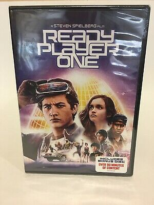 Ready Player One: Special Edition 2-Disc DVD NEW