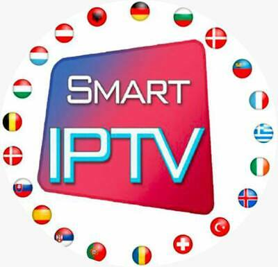 Iptv Mag Subscription Best Hd Channels Arabic Usa Canada Latino India Europe Lot