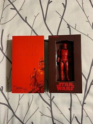 2019 SDCC Exclusive HASBRO STAR WARS SITH TROOPER Action Figure Global Shipping