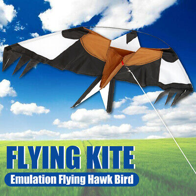 Emulation Bird Scarer Repeller Flying Hawk Kite Drive Garden Scarecrow Yard 🌟