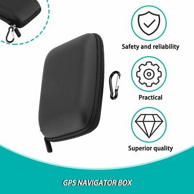 Shock Resistant Carrying Cover Case for 6 inch GPS Satellite Navigator NC
