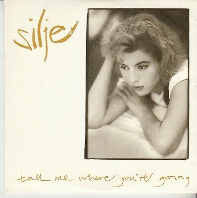 SILJE NERGAARD Tell Me Where You're Going 4 TRACK CARDslv CD SI W PAT METHENY