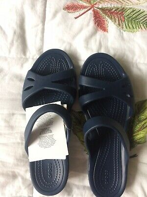Crocs Women Sandals Size W7 ( Eur 38)