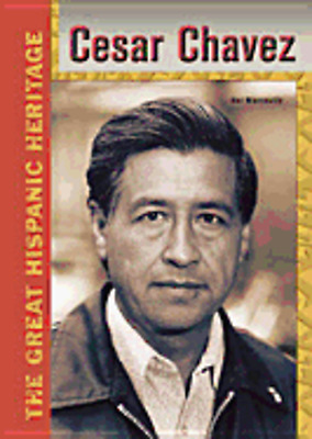 Cesar Chavez by Hal Marcovitz: Used