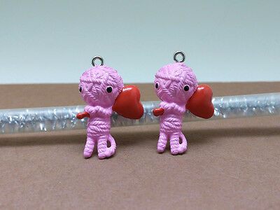 10 Voodoo doll Charm Pendant Figurine (10 pieces) VD614 Wholesale