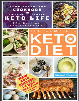 The Complete Keto Diet for Beginners – Your Essential  Eb00k/PDF - FAST Delivery