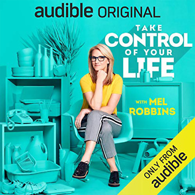 Take Control of Your Life 2019 by Mel Robbins Audiobook mp3 Instant Download