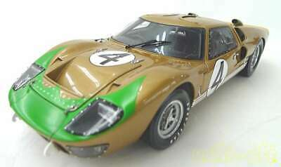 EXOTO 1966 FORD GT40 MKII Prototype 1:18 Scale Diecast Racing