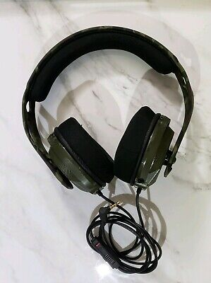 MISSING MIC FOREST CAMO Plantronics RIG 400HX, 400HS FAST SHIPPING !!!
