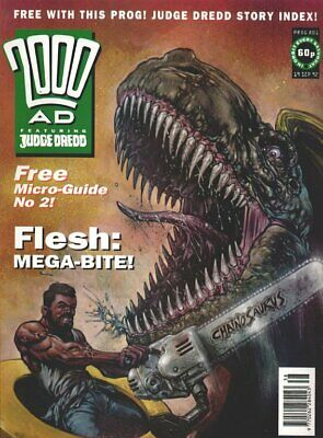 2000AD ft JUDGE DREDD - PROGS 801 to 900 - 100 Issues - EXCELLENT - 1992/1994