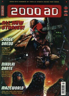2000AD ft JUDGE DREDD - PROGS 1101 to 1200 - 100 Issues - EXCELLENT - 1998/2000