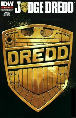 JUDGE DREDD - IDW - COMPLETE SERIES 1 to 30 - 2012 - (2000AD) MINT/NEW