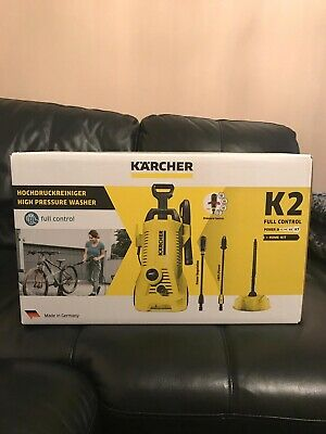 Brand New Karcher K2 Full Control Car And Home Pressure Washer