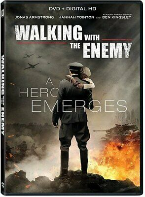 Walking With The Enemy [New DVD] Ac-3/Dolby Digital, Digitally Mastered In Hd FS