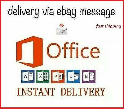 INSTANT MICROSOFT OFFICE 365 LIFETIME License 🔑 5 DEVICES 5TB MAC/WIN Key