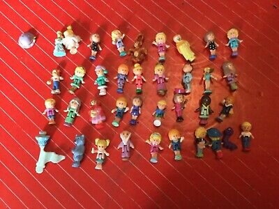 Polly Pocket Figures 37