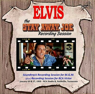 Elvis Presley The Recording Sessions (Stay Away, Joe + Rca) (Part 3)