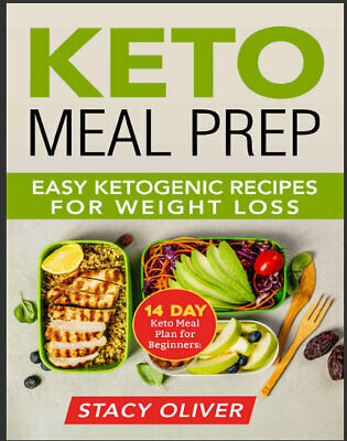 Keto Meal Prep – 14-Day Keto Meal Plan for Beginner– Eb00k/PDF - FAST Delivery