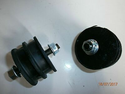 Gearbox Mounts & Nuts x2 for Landrover Series 2-3  2 1/4  2286cc 2.6   NRC2053