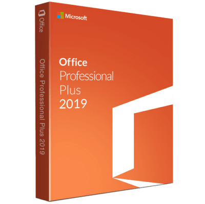 Office 2019 Professional Plus 32/64 Bit License key+Download