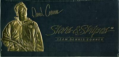 """TEAM DENNIS CONNER"" ""Stars & Stripes"". ONE LOT of 15 Hologram Card Sets."