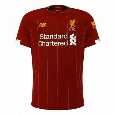 Liverpool Home Lfc Football Shirt Jersey 2019/2020 - Brand New